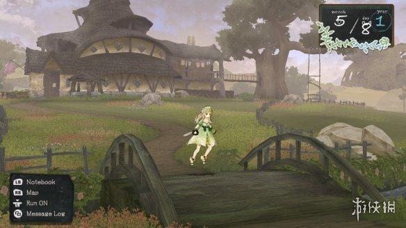《爱夏的炼金工房 ~黄昏大地之炼金术士~ DX》游戏截图