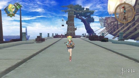 《夏莉的炼金工房 ~黄昏海洋之炼金术士~ DX》游戏截图