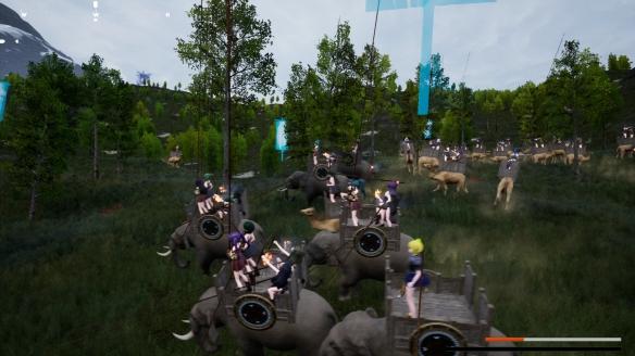 《少女文明》游戏截图