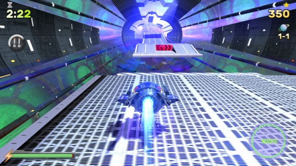 《Orbitblazers》游戲截圖
