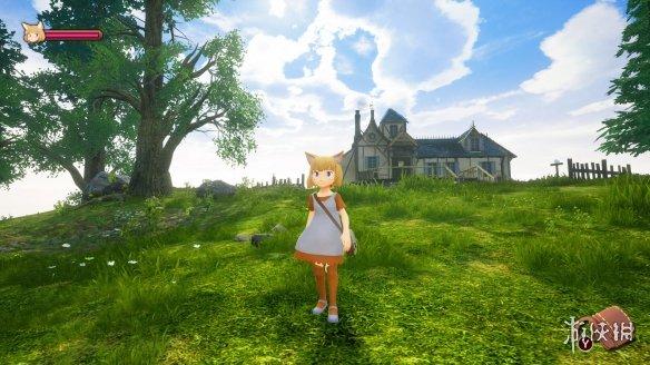 《猫耳少女安妮卡》游戏截图