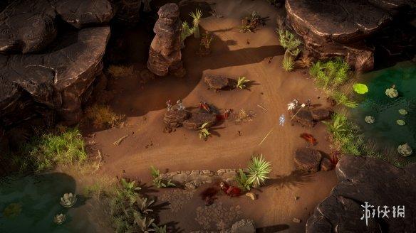 《灰区》游戏截图