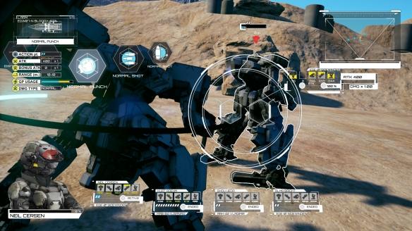 《双重机甲》游戏截图