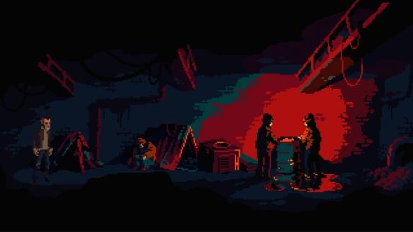 《漂流者》游戏截图