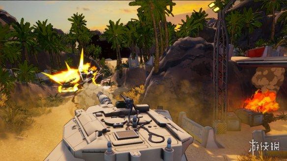《地球破坏者》游戏截图