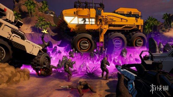 《地球破壞者》游戲截圖