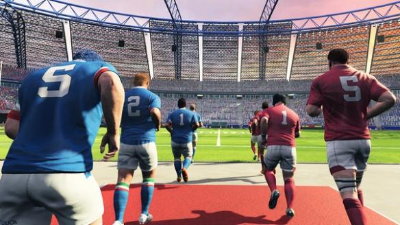 《橄榄球20》游戏截图