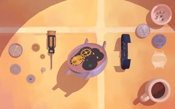 《用心修补》游戏截图3