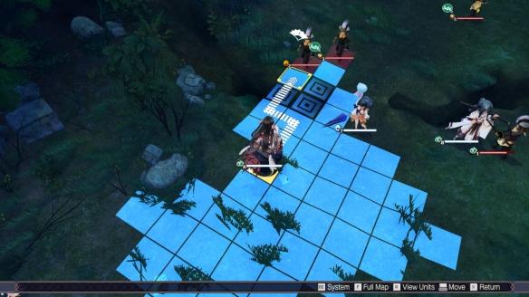《传颂之物:二人的白皇》游戏截图