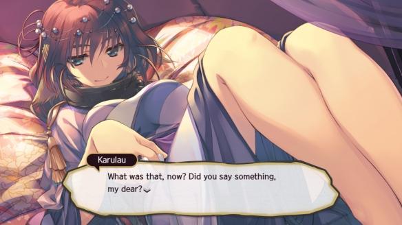 《传颂之物:虚伪的假面》游戏截图