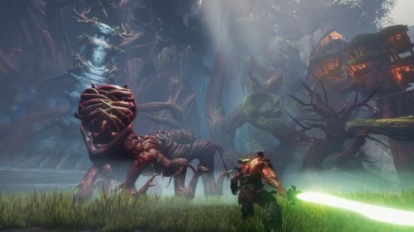 《狂战士》游戏截图