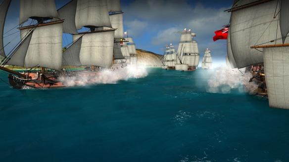 《终极提督:航海时代》游戏截图1