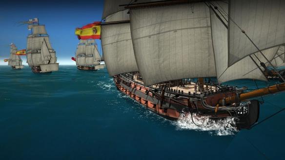 《终极提督:航海时代》游戏截图
