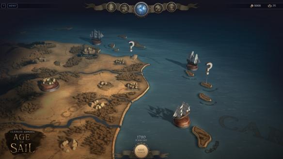 《终极提督:航海时代》游戏截图3