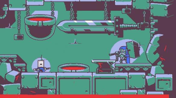 《酷派忍者》游戏截图