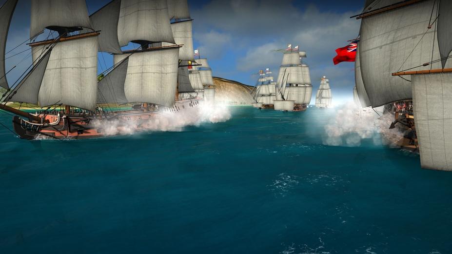 终极提督:航海时代 免安装中文绿色版