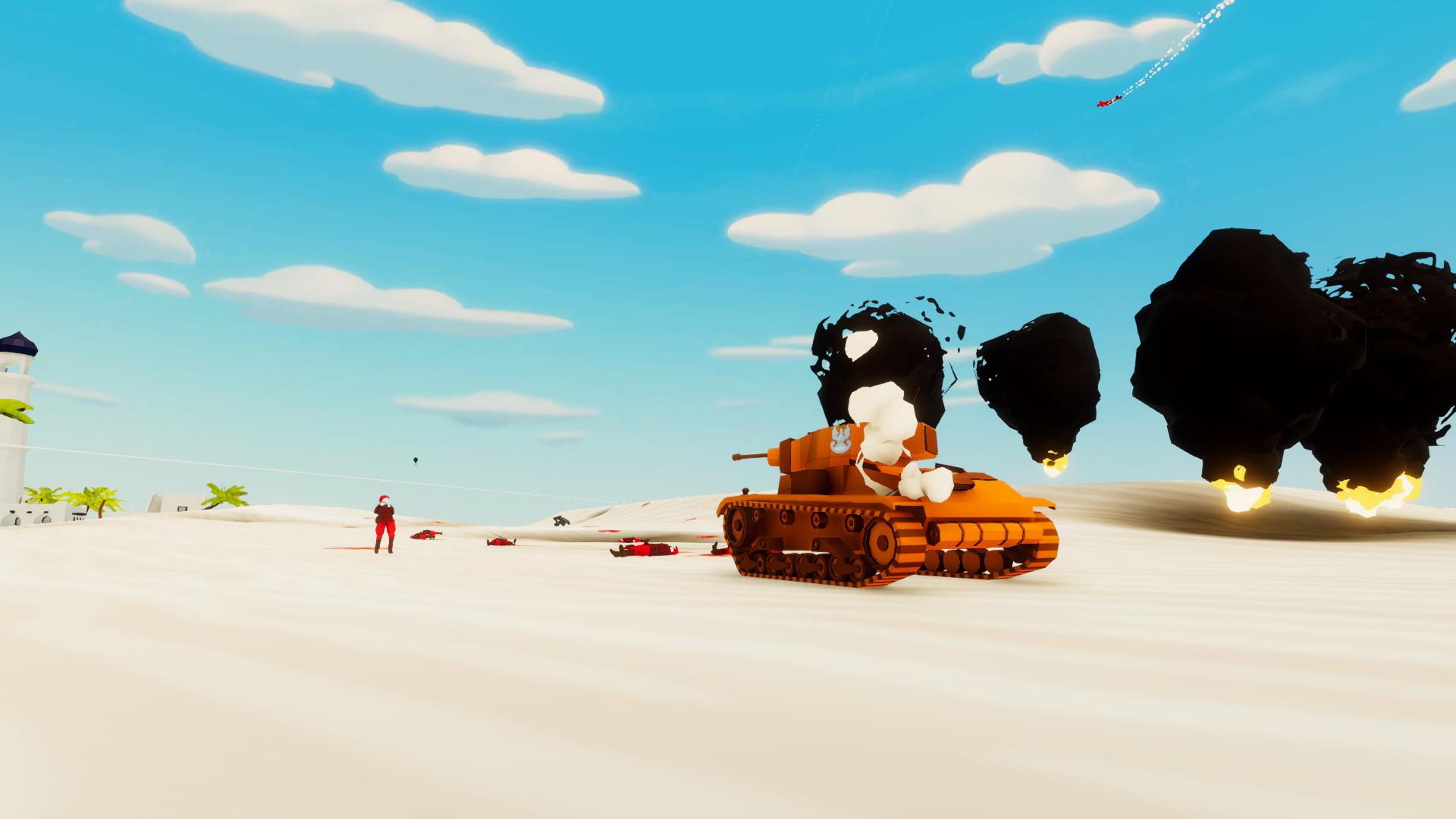 全面坦克模拟器破解版