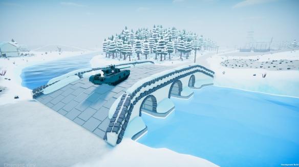 《全面坦克模拟器》游戏截图