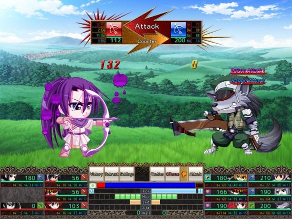 《圣女之血国际版》游戏截图