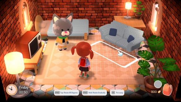 《Hokko Life》游戏截图