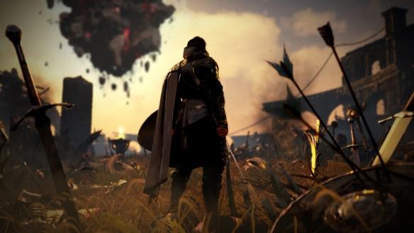 《影子戰場》游戲截圖