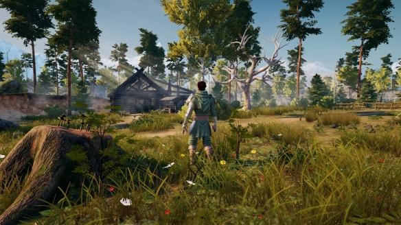 《破剑者:回到城堡》游戏截图