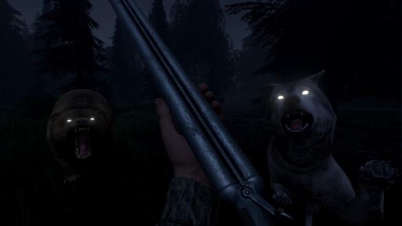 《皮行者狩猎》游戏截图