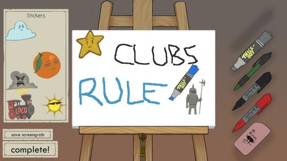 《冬沼战术俱乐部》游戏截图