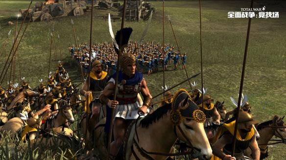 《全面战争:竞技场》游戏截图