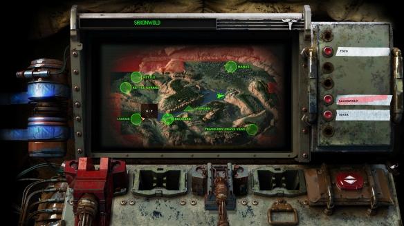 《美丽废墟》游戏截图