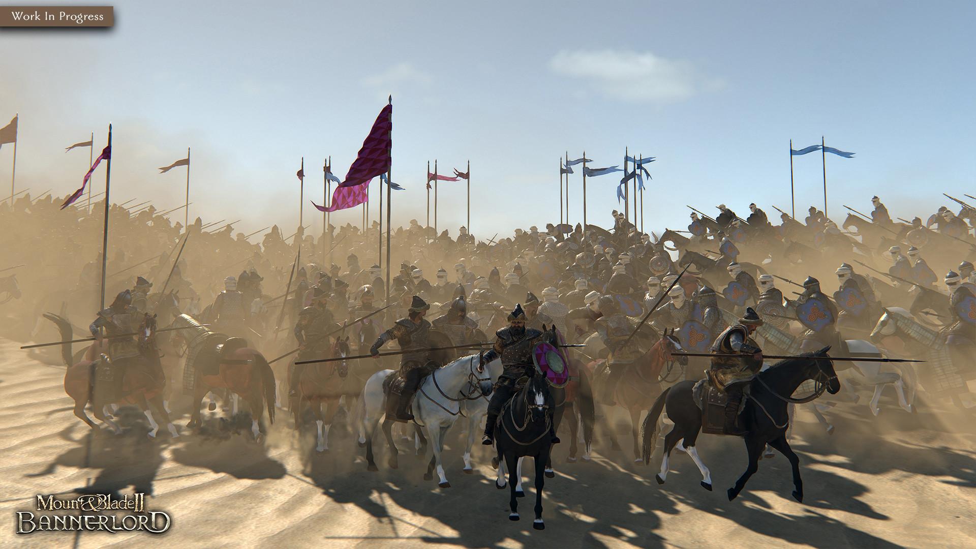 骑马与砍杀2:霸主 Mount & Blade II: Bannerlord