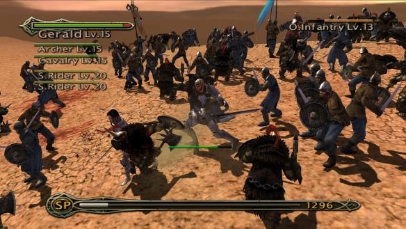 《炽焰帝国:十字军东》游戏截图