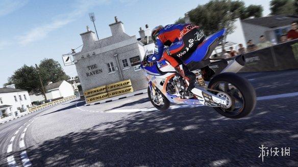 《曼岛TT赛事:边缘竞速2》游戏截图