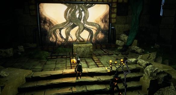 《Weakless》游戏截图