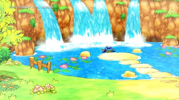 《宝可梦不可思议迷宫:救助队DX》游戏截图-2