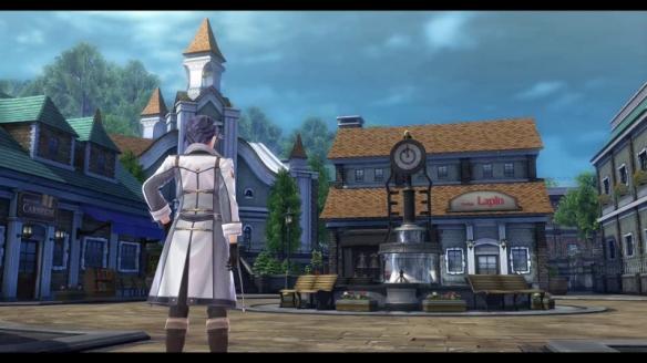 《英雄传说:闪之轨迹3》游戏截图-1