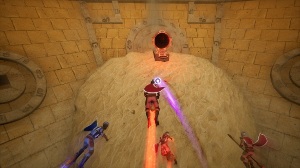 《扫帚联盟》游戏截图