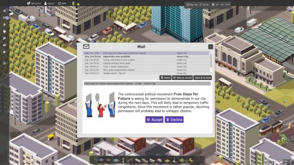 《智能城市规划》游戏截图