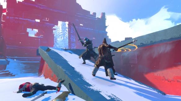 《北风之刃》游戏截图