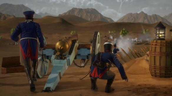 《坚守:国家战争》游戏截图