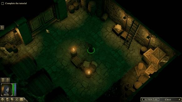 《黑暗之眼:英雄之书》游戏截图
