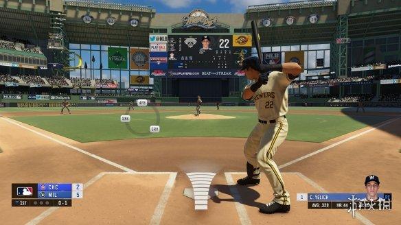 《R.B.I.棒球20》游戏截图