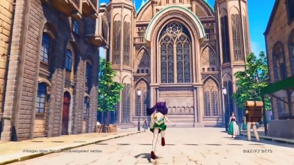 《妖精的尾巴》游戲截圖-2