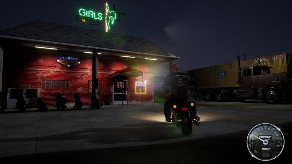《美国摩托车模拟器》游戏截图
