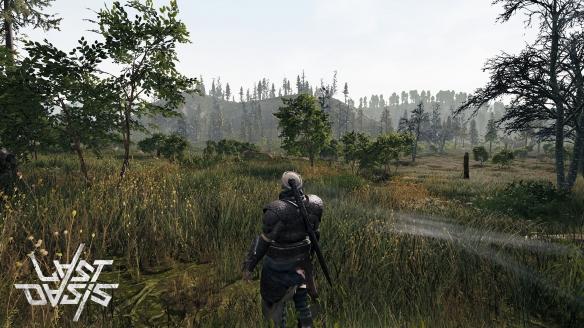 《最后的綠洲》游戲截圖-2
