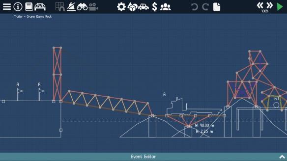 《桥梁建造师2》游戏截图