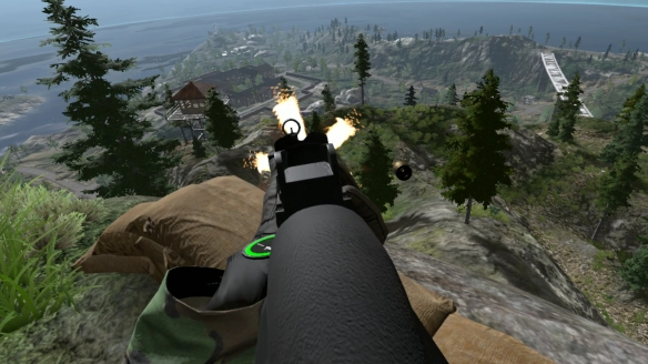《虚拟战场》游戏截图