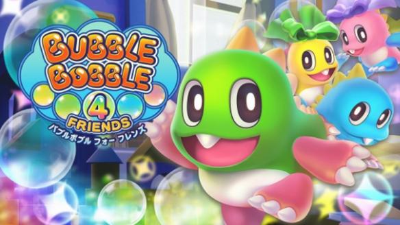 《泡泡龙4伙伴》将免费追加多个新关卡  透透妖怪来袭