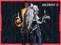 《勇士Valorant》游戏壁纸-8