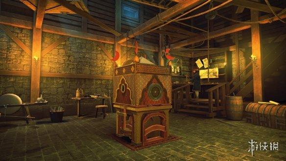 《达芬奇密室2》游戏截图
